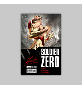 Stan Lee's Soldier Zero 3 2010