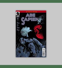 Abe Sapien 10 2014
