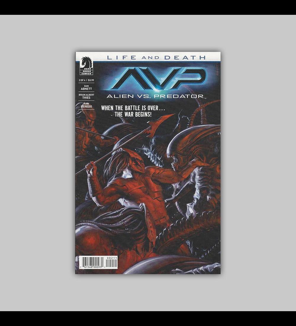 Aliens Vs. Predator: Life and Death 2 2017