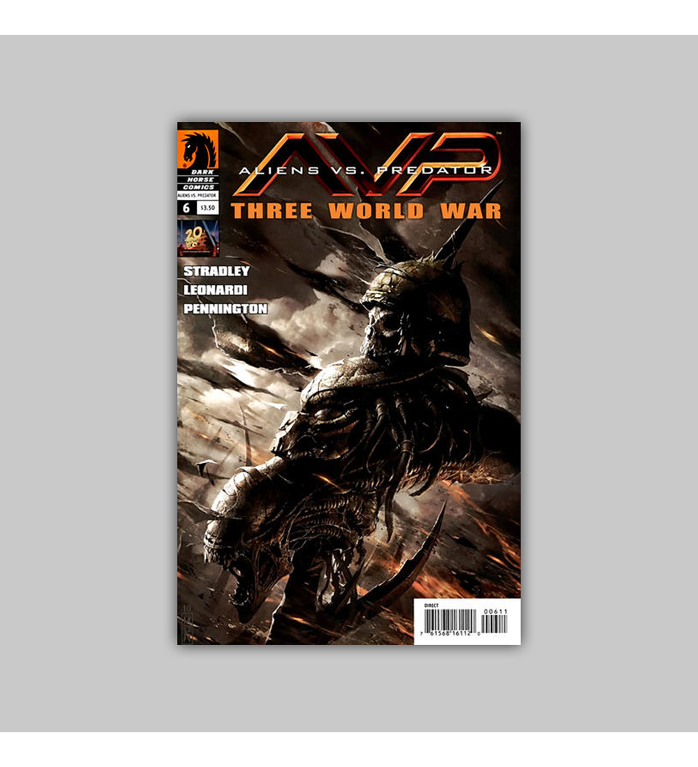 Aliens Vs. Predator: Three World War 6 2010