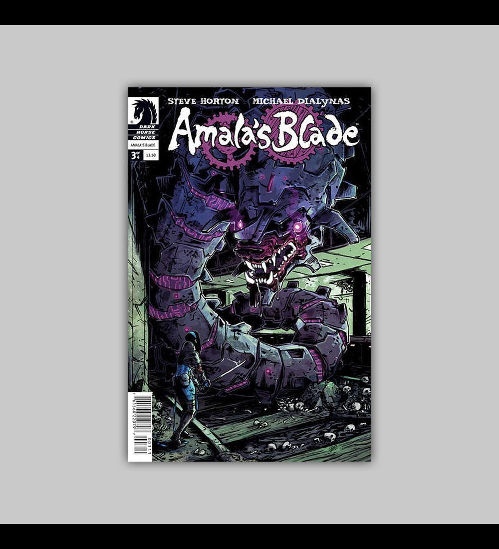Amala's Blade 3 2013