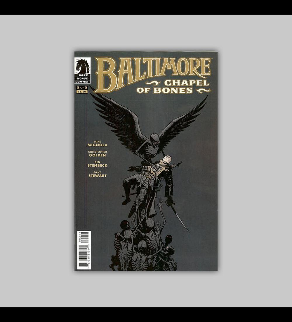 Baltimore: Chapel of Bones 2 2014