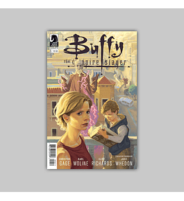 Buffy the Vampire Slayer Season 10 6 2014