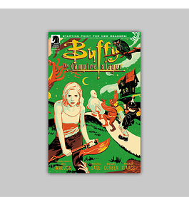 Buffy the Vampire Slayer Season 10 8 2014