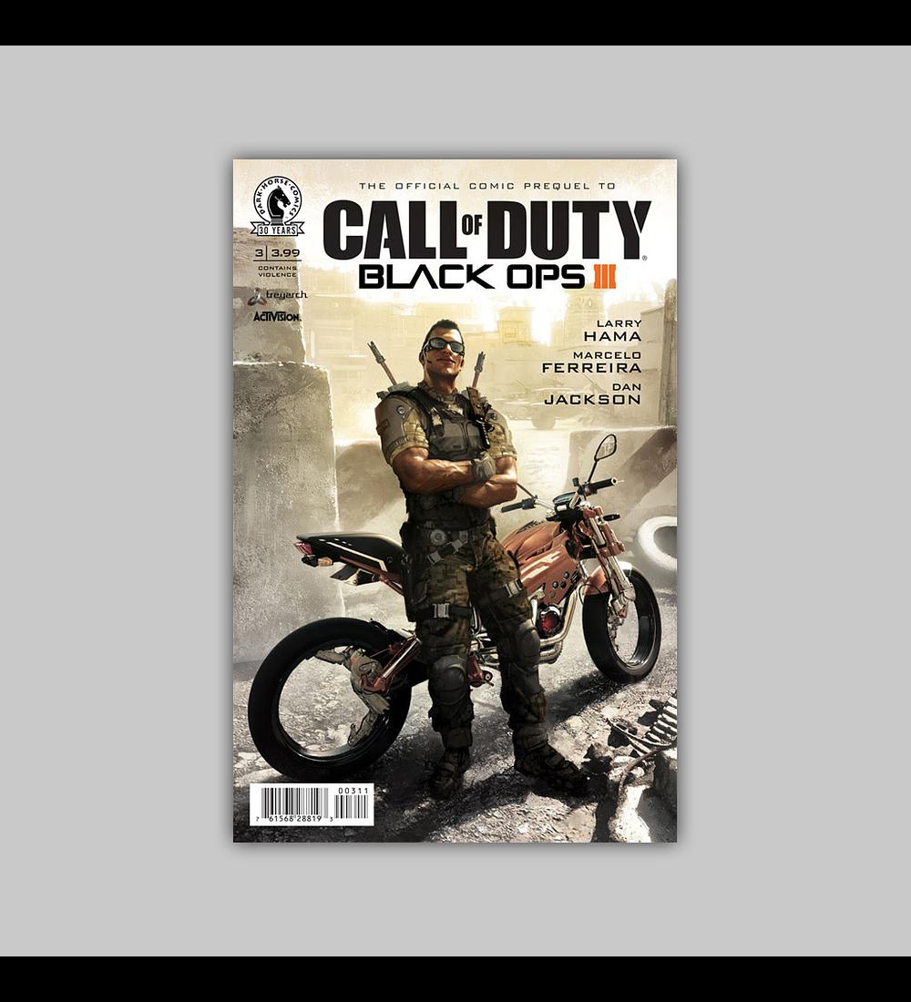 Call of Duty: Black Ops III 3 2016