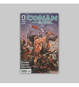 Conan the Slayer 2 2016
