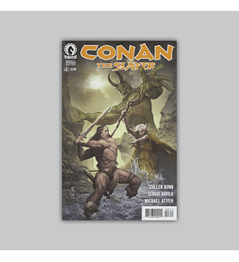 Conan the Slayer 3 2016