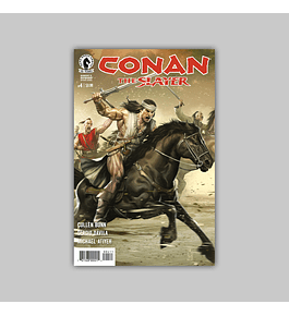 Conan the Slayer 4 2016