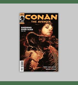 Conan: Avenger 1 2014