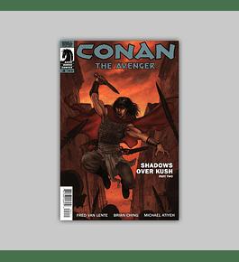 Conan: Avenger 2 2014