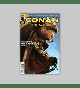 Conan: Avenger 4 2014
