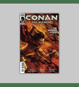 Conan: Avenger 8 2014