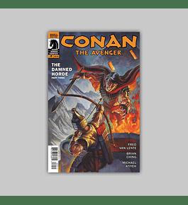 Conan: Avenger 9 2014