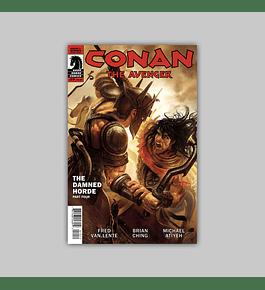 Conan: Avenger 10 2015