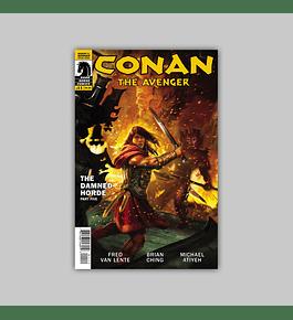Conan: Avenger 11 2015