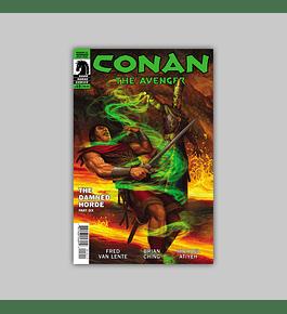 Conan: Avenger 12 2015