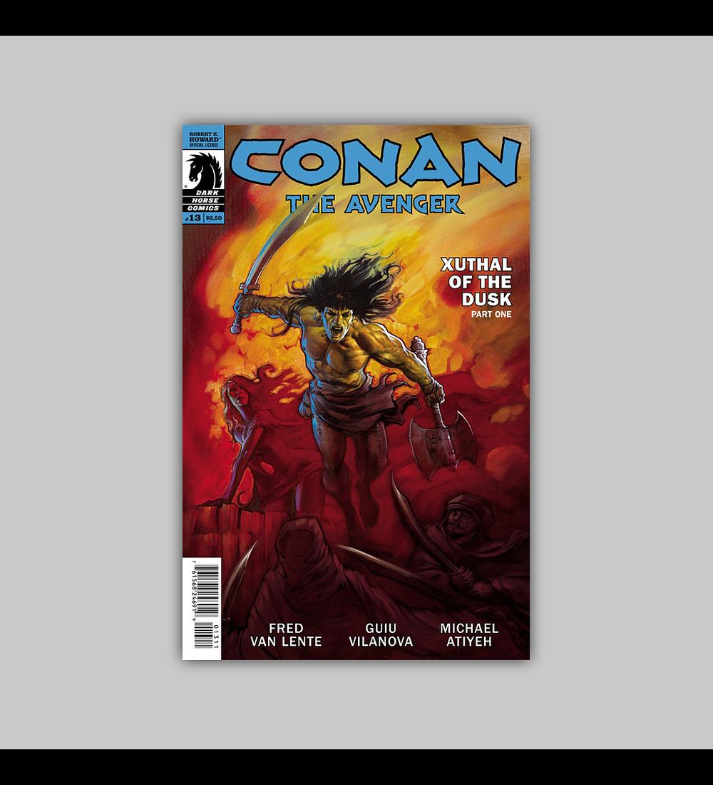 Conan: Avenger 13 2015