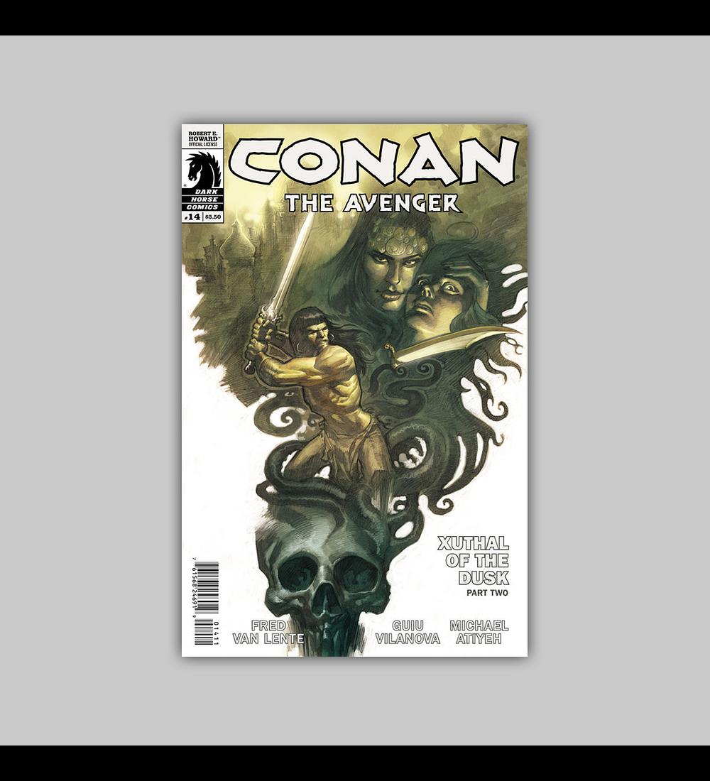 Conan: Avenger 14 2015