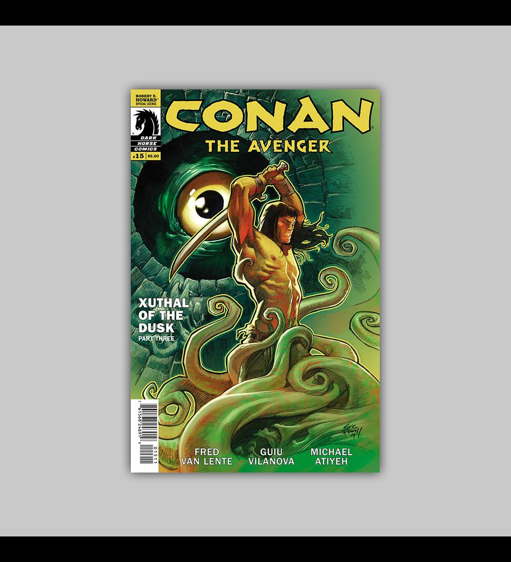 Conan: Avenger 15 2015