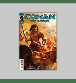 Conan: Avenger 16 2015