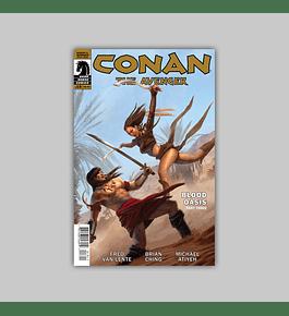 Conan: Avenger 18 2015
