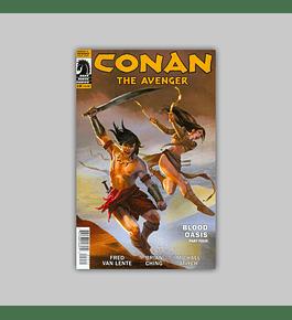 Conan: Avenger 19 2015