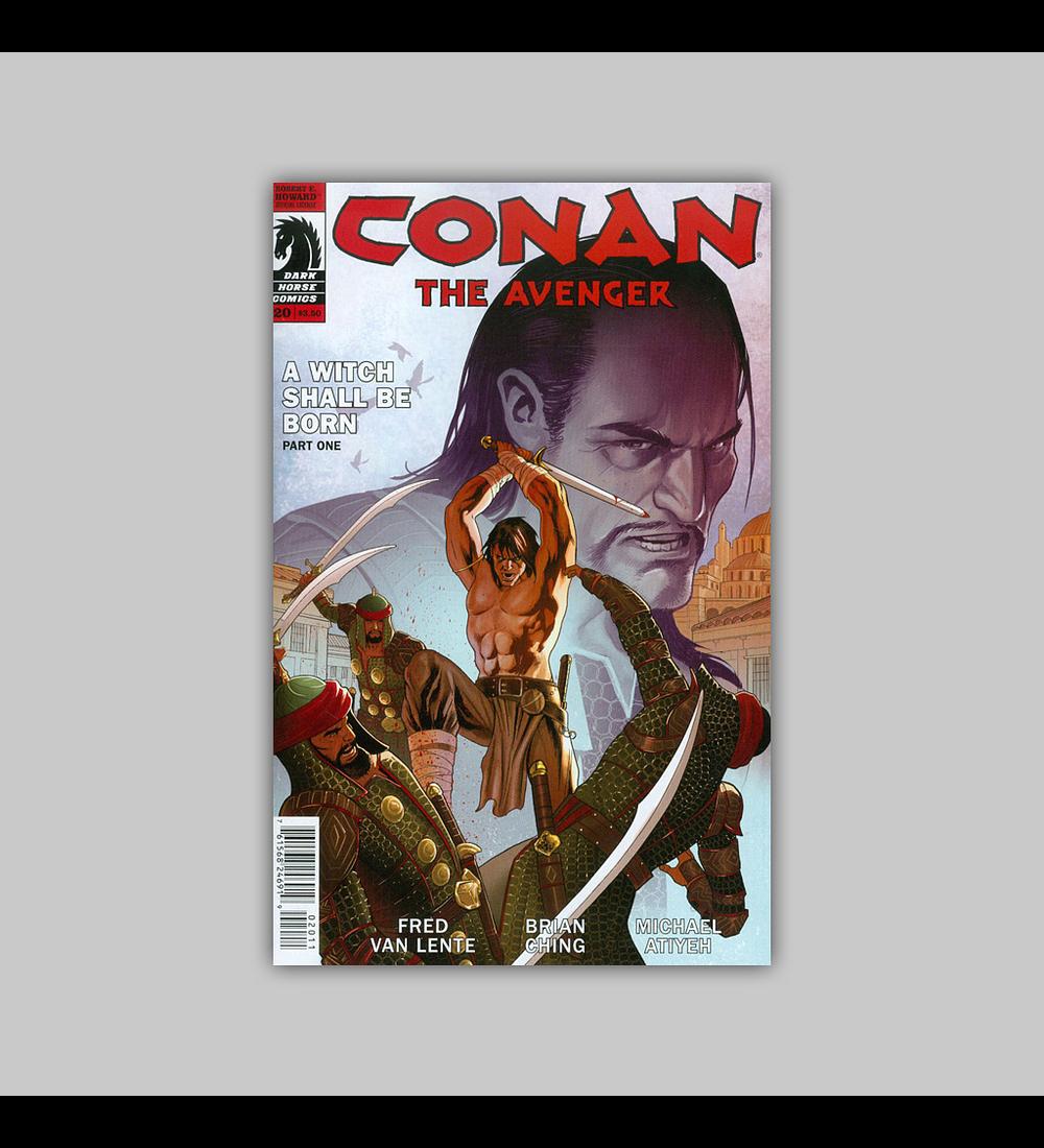 Conan: Avenger 20 2015