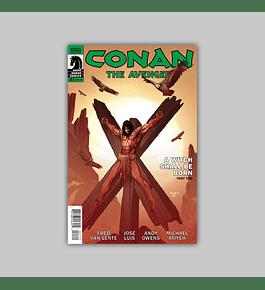 Conan: Avenger 21 2015
