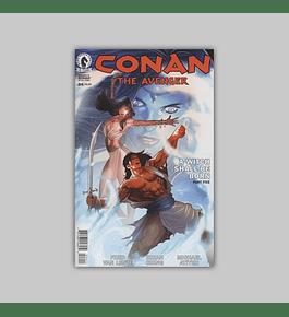 Conan: Avenger 24 2016