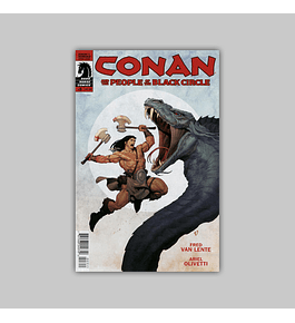 Conan: People of the Black Circle 3 2013
