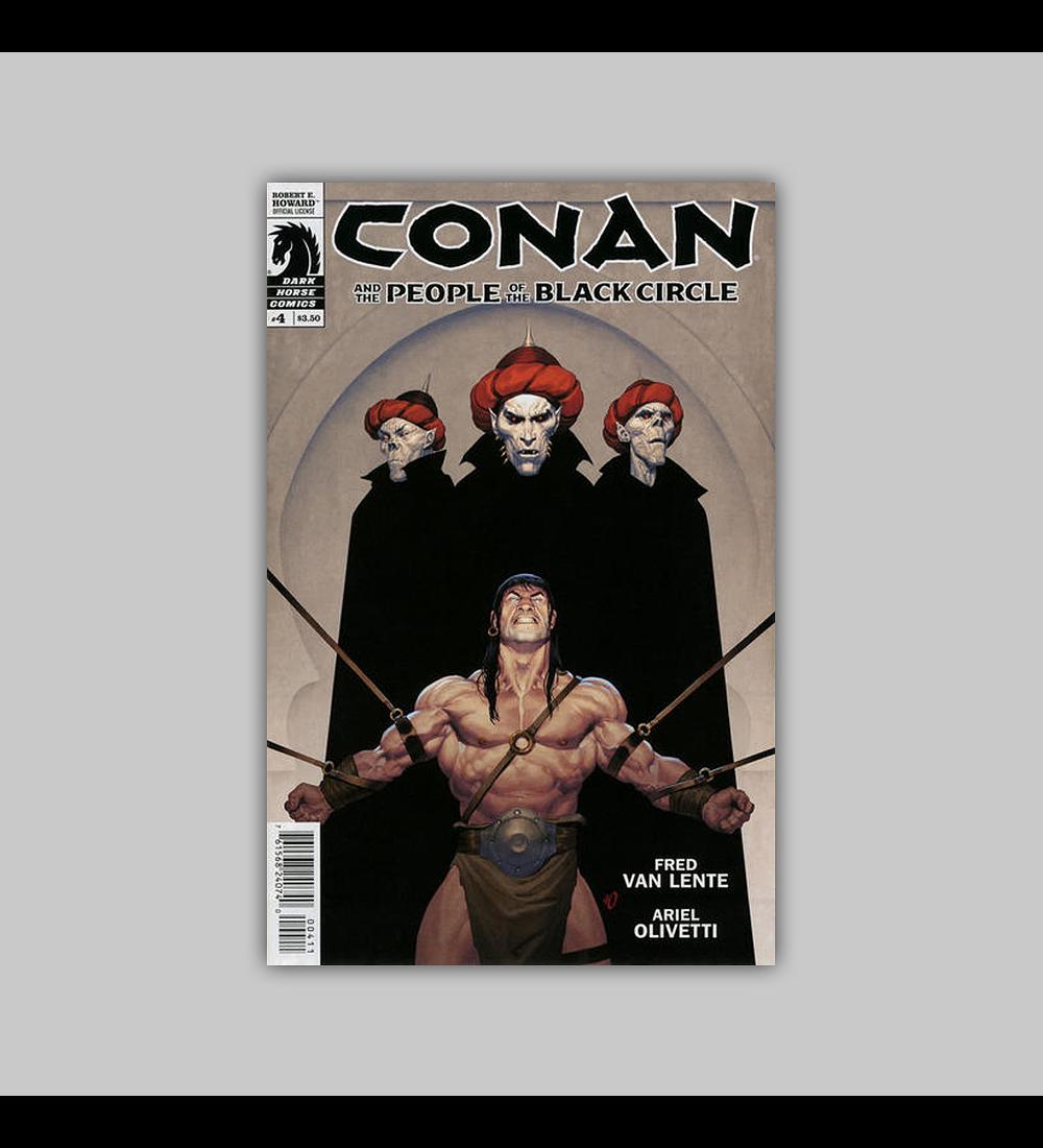 Conan: People of the Black Circle 4 2014