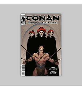 Conan: People of the Black Circle 4 2014