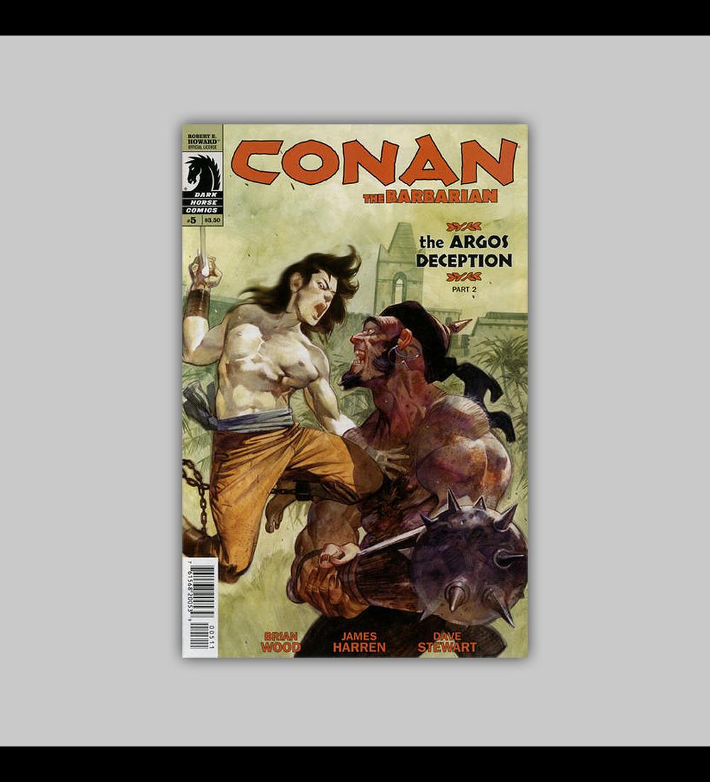 Conan: The Barbarian 5 2012