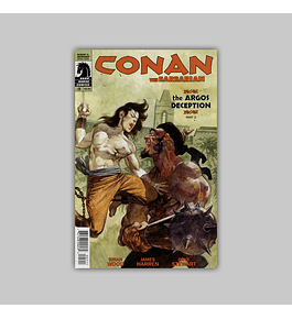 Conan: The Barbarian 5 2012