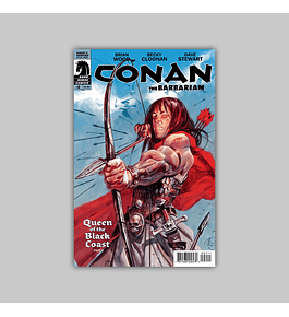 Conan: The Barbarian 2 2012