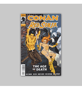 Conan/Red Sonja 4 2015