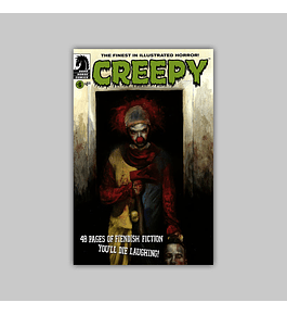 Creepy 6 2011