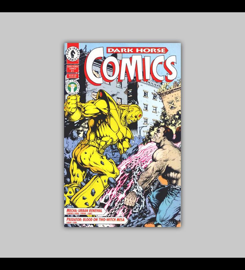 Dark Horse Comics 21 1994