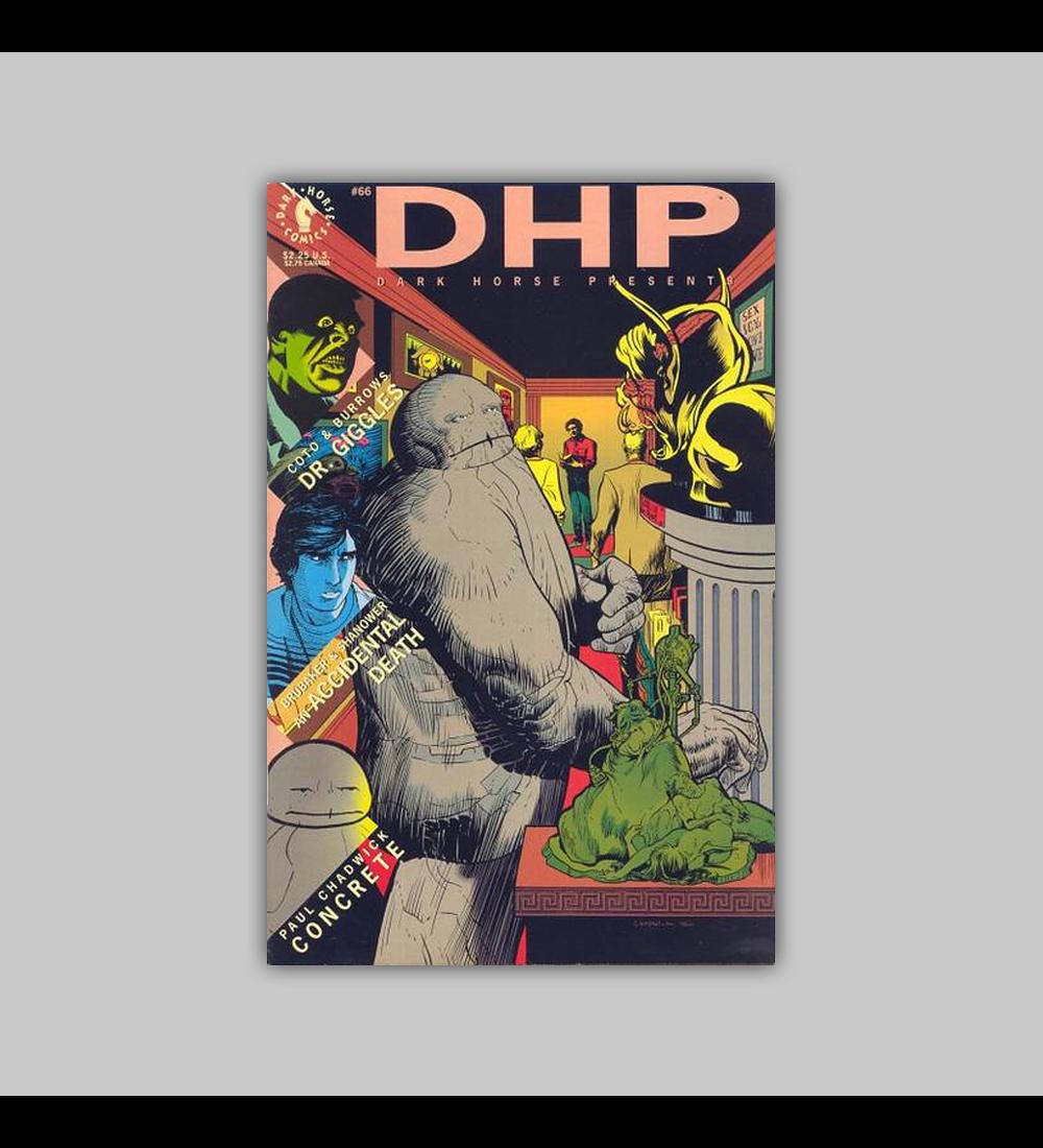 Dark Horse Presents 66 1992