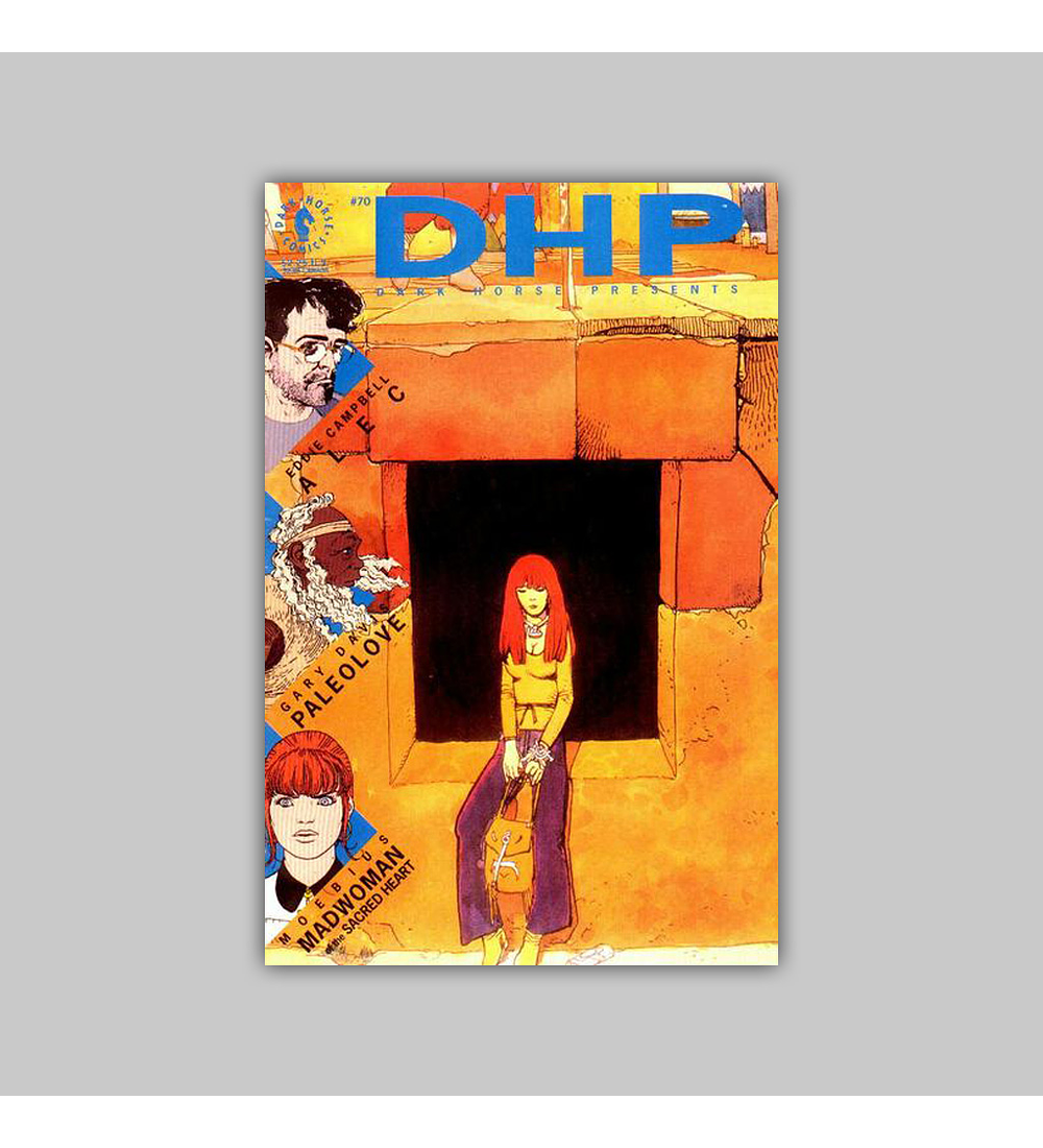 Dark Horse Presents 70 1993