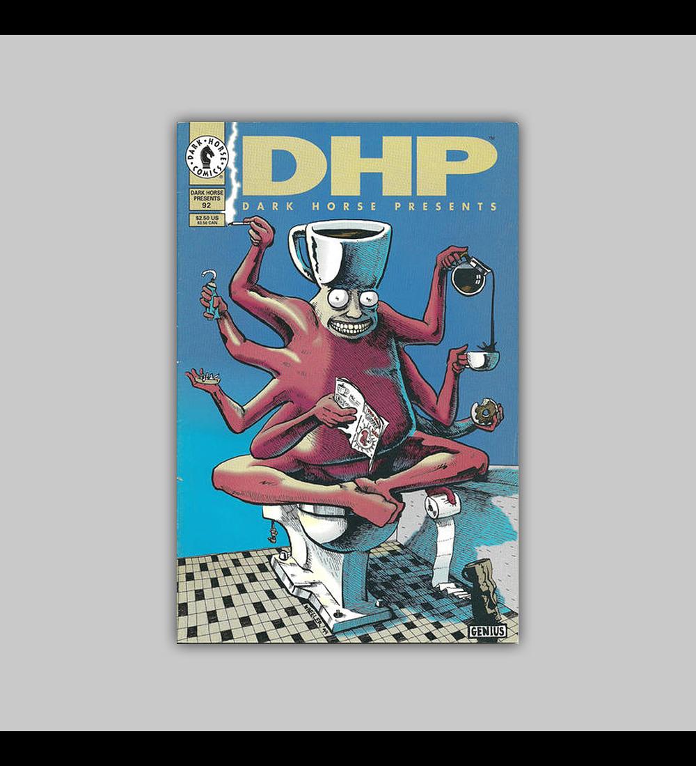 Dark Horse Presents 92 1994
