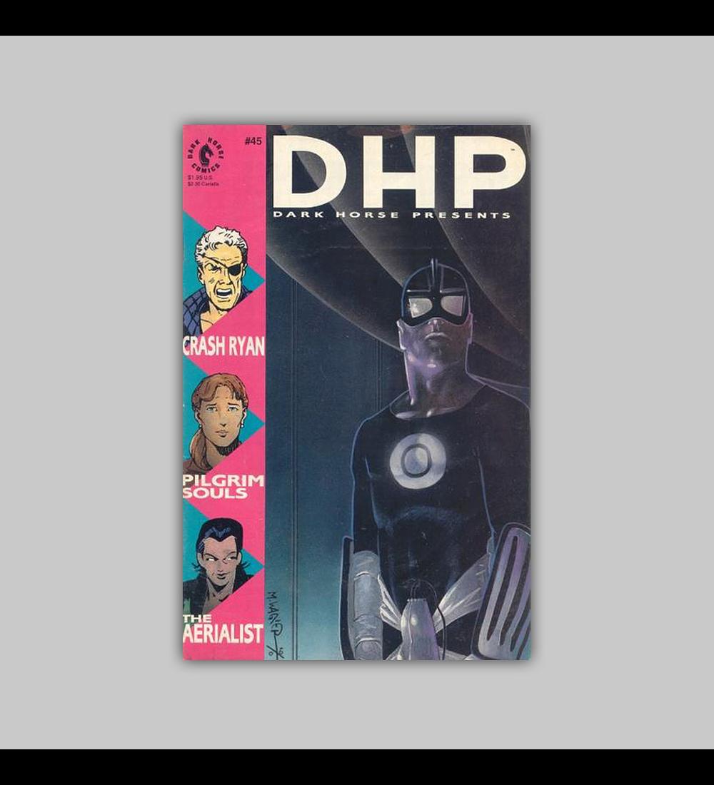 Dark Horse Presents 45 1990