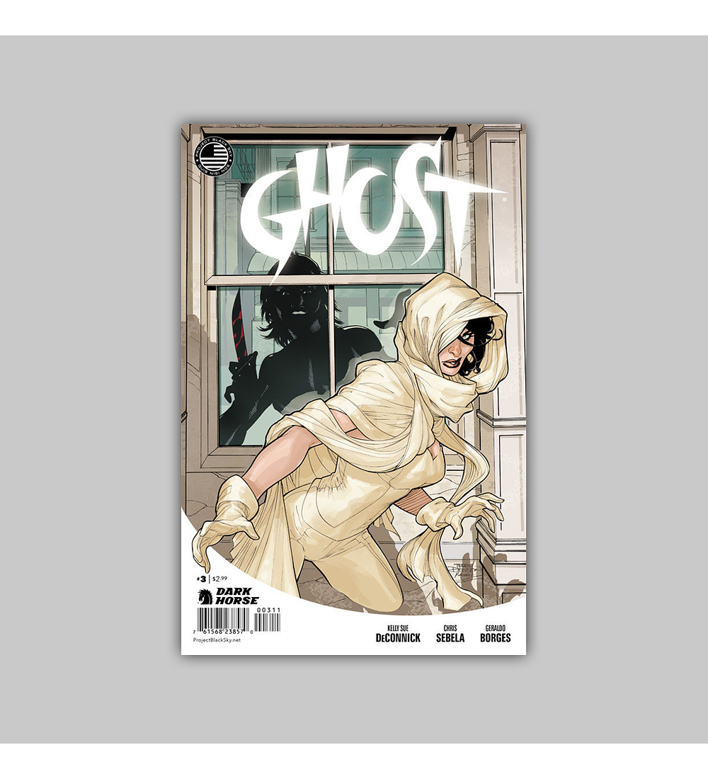 Ghost (Vol. 02) 3 2014