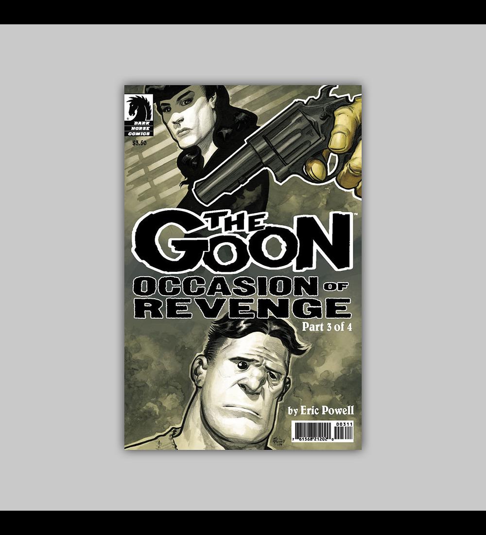 Goon: Occasion of Revenge 3 2014