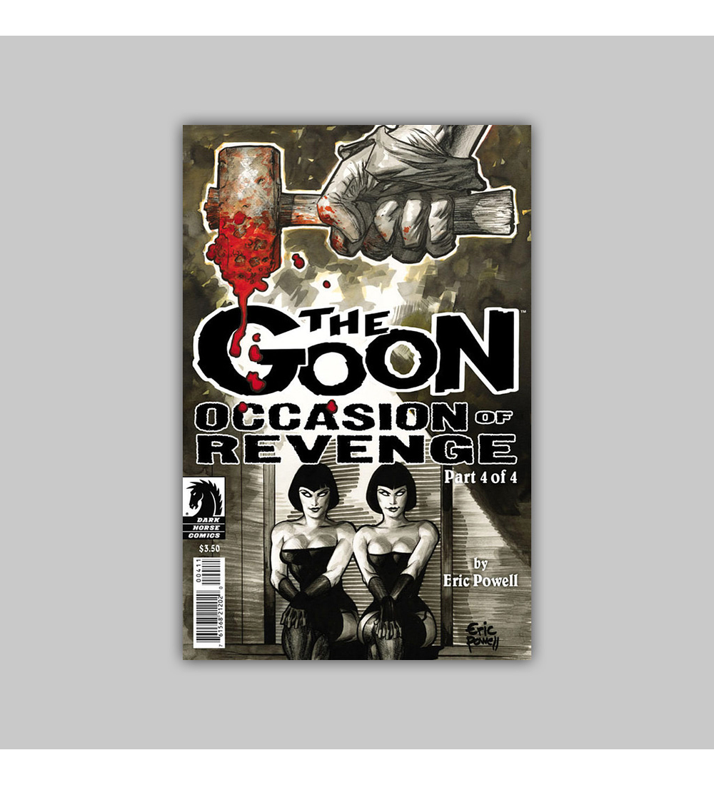 Goon: Occasion of Revenge 4 2014