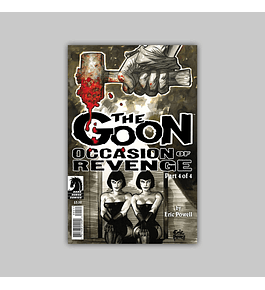Goon: Occasion of Revenge 4 2014