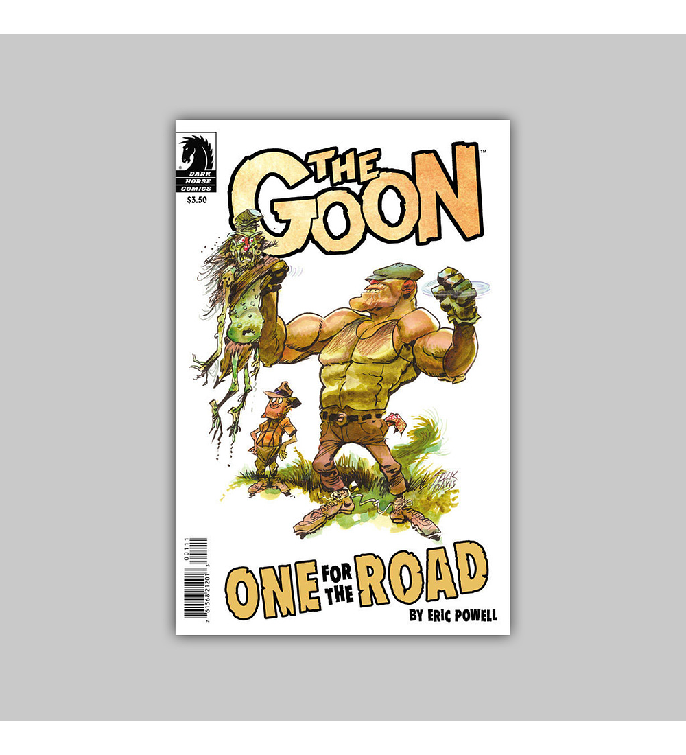 Goon: One for the Road 2014