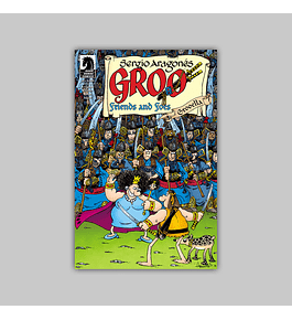 Groo: Friends and Foes 5 2015