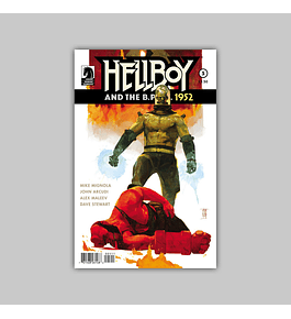 Hellboy and the BPRD 5 2015