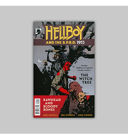 Hellboy and the BPRD: 1953 - The Witch Tree and Rawhead and Bloody Bones 2015